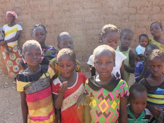 Les enfants de Nungu