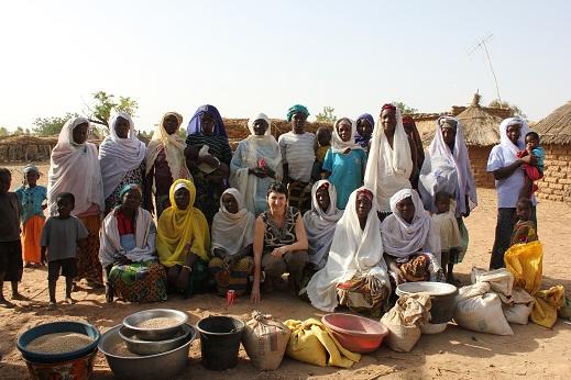 Groupement femmes beurre de karité